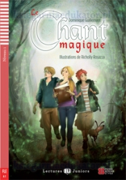 Le chant magique A1 + Cd audio