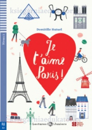 Je t\'aime Paris ! A2 + audio mp3