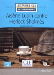 Arsène Lupin contre Herlock Sholmes A2 + Cd mp3