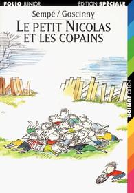 Le Petit Nicolas Et Les Copains Mikołajek I Inne Chłopaki Folio