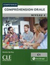 Comprehension orale 4 C1+Cd audio nowa edycja - Michèle Barféty,